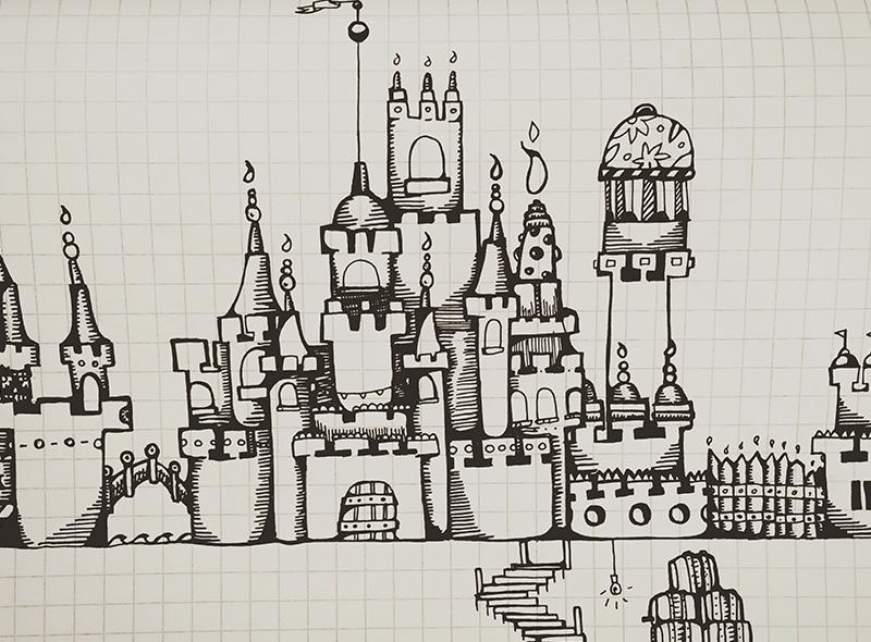 castle-01-bw