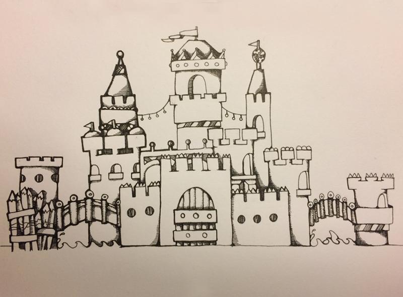 castle-02-bw